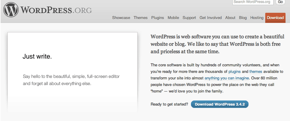 WordPress.org  WordPress.com vs. WordPress.Org Blog (Self Hosted)