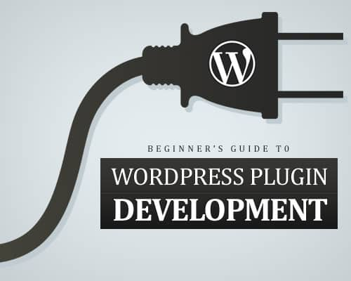 DEvelop WordPress plugin