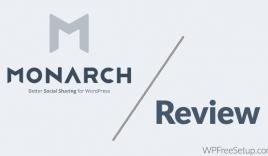 Monarch Review: Best Paid Social Sharing WordPress Plugin
